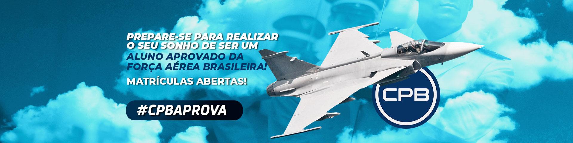 Curso Preparatório Borges AFA EPCAR EEAR Força Aérea Brasileira