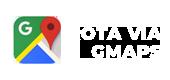 Curso Preparatório Borges rota via app Google Maps