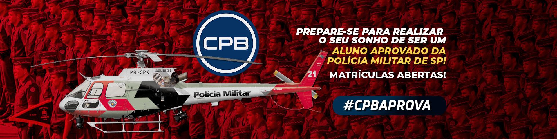 Curso Preparatório Borges Polícia Militar de São Paulo PMSP