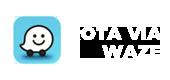 Curso Preparatório Borges rota via app Waze